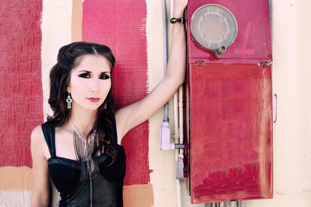 Shirin Siavashi of Dollface
