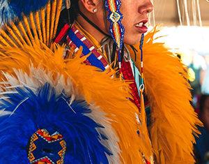Muckleshoot Veteran's Powwow 2017 in Auburn, Washington. Photo by Fabricio Calvet-Recktenwall.