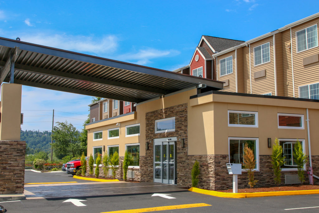Clarion Inn in Auburn, Washington