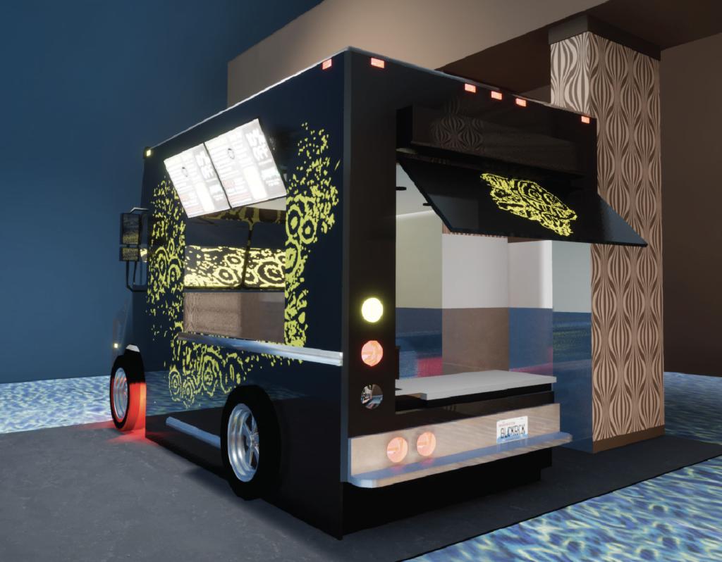 Street Truck at Muckleshoot Casino