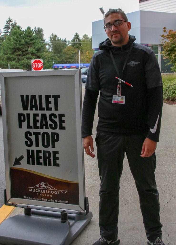 Jaikob TMOTM from valet