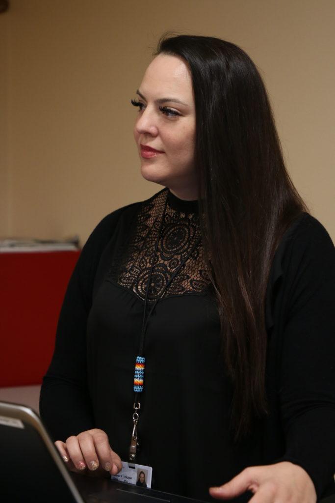 Huda of the Muckleshoot Tribal Development Program