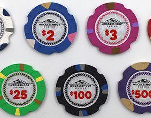 Muckleshoot Casino Chip Change