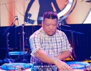 DJ Spam I Am at Muckleshoot Casino's Club Galaxy in Auburn, Washington