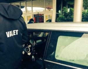 Valet Parking at Muckleshoot Casino