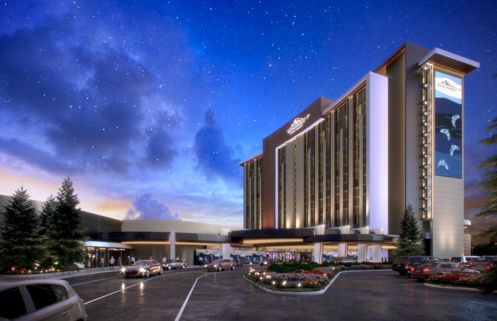 Muckleshoot Casino Resort Hotel in Auburn, Washington