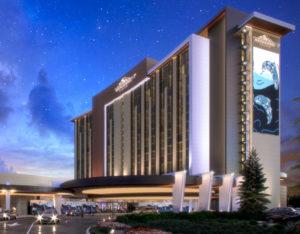 Muckleshoot Casino Hotel in Auburn, Washington