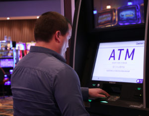 Coinless ATMs Now at Muckleshoot Casino