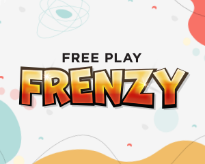 Free Play Frenzy, Mondays 11AM to 4PM