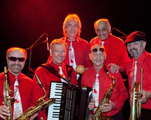 Bert Carlson Band at Muckleshoot Casino