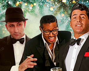 Rat Pack Holiday Show at Muckleshoot Casino