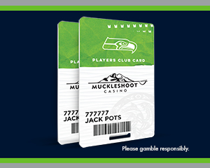 Seahawks Players Club Card