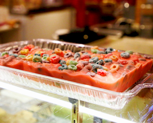 Fudge available at Sweet Shoppe