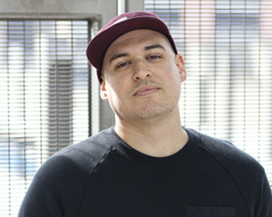 DJ Miguel Rockwell at Club Galaxy