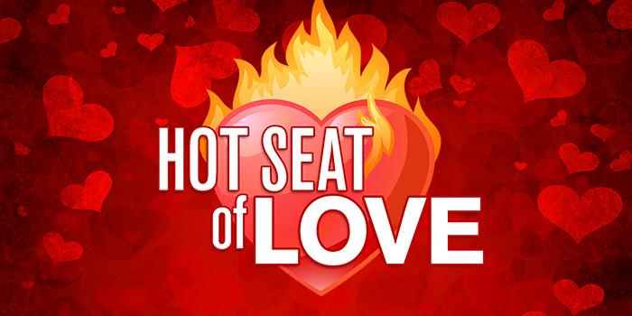 Hot Seat of Love at Muckleshoot Casino