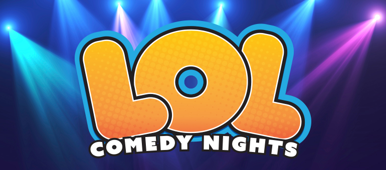 LOL Comedy Nights at Muckleshoot Casino