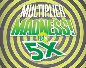MULTIPLIER MADNESS