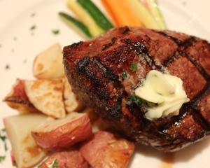 Top Sirloin at Coyaba Grill