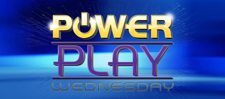 Power Play Wednesday at Muckleshoot Casino
