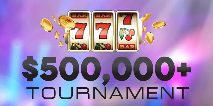 $500,000+ Tournament at Muckelshoot Casino
