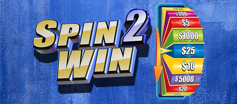 SPIN 2 WIN