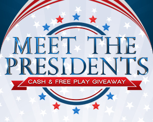 Meet the Presidents at Muckleshoot Casino