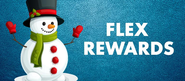 Flex Rewards at Muckleshoot Casino