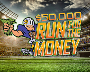 Run for the Money at Muckleshoot Casino