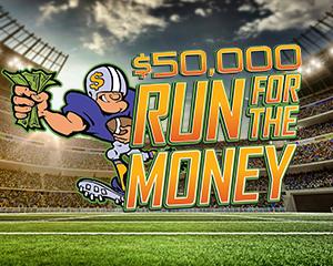 Run for the Money at Muckleshoot Casino