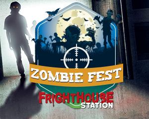 Zombie Fest at Muckleshoot Casino