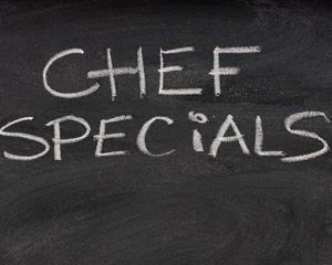 Chef Specials at Muckleshoot Casino