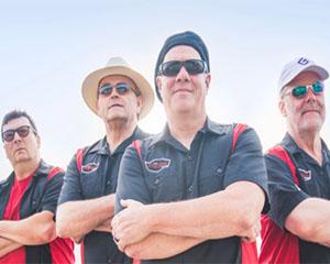 Perry Gerber Band at Muckleshoot Casino