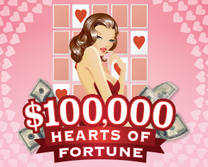 Hearts of Fortune at Muckleshoot Casino