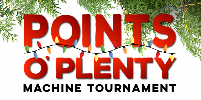Points o' Plenty at Muckleshoot Casino