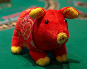 Lunar New Year at Muckleshoot Casino