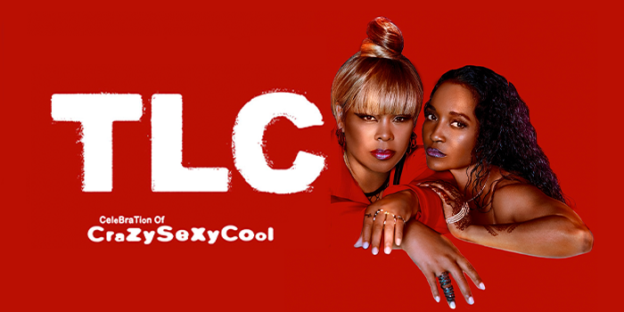"""TLC's """"Celebration of CrazySexyCool"""" tour with T-Boz and Chilli"""