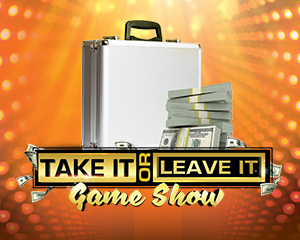 Take It or Leave It Gameshow at Muckleshoot Casino