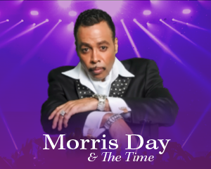 Morris Day & The Time at Muckleshoot Events Center, November 18 at 8PM