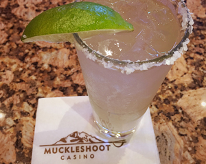 Cocktail specials at Muckleshoot Casino
