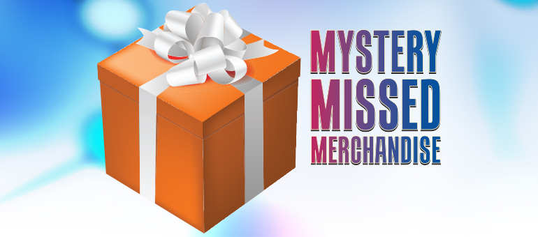 Mystery Missed Merchandise at Muckleshoot Casino