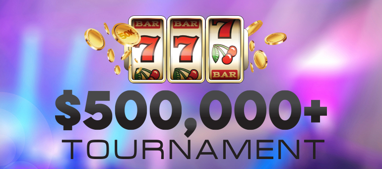 $500,000+ Tournament at Muckelshoot Casino