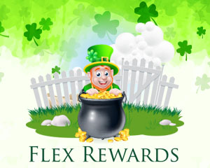 Flex rewards at Muckleshoot Casino