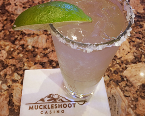 Margarita at Muckleshoot Casino