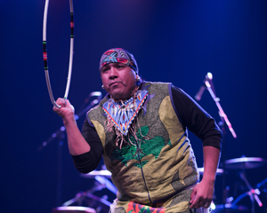 Native Hoop Dancing at Muckleshoot Casino