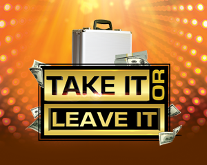 Take It or Leave It at Muckleshoot Casino
