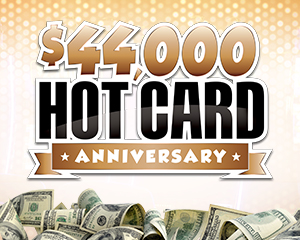 $44,000 Hot Card at Muckleshoot Casino