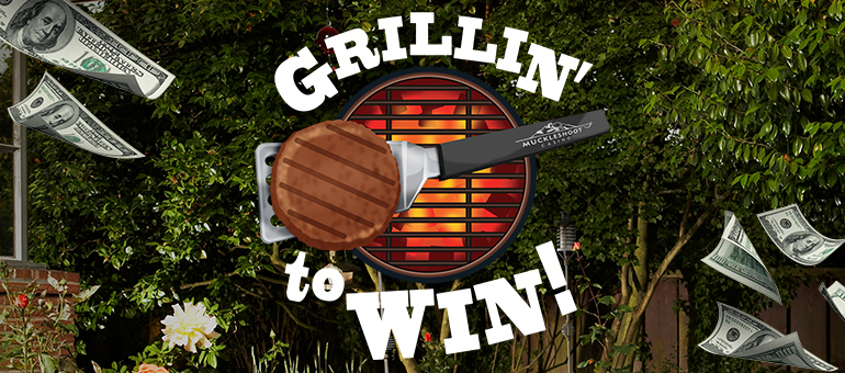 GRILLIN' TO WIN