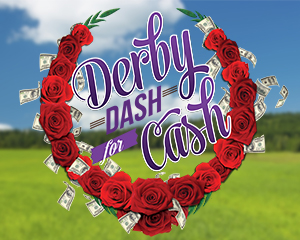 Derby for Cash at Muckleshoot Casino
