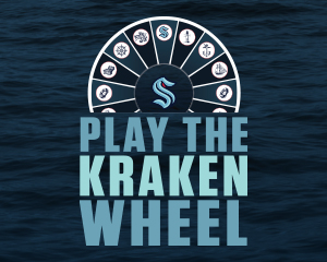 5,000 Dollars Kraken Wheel