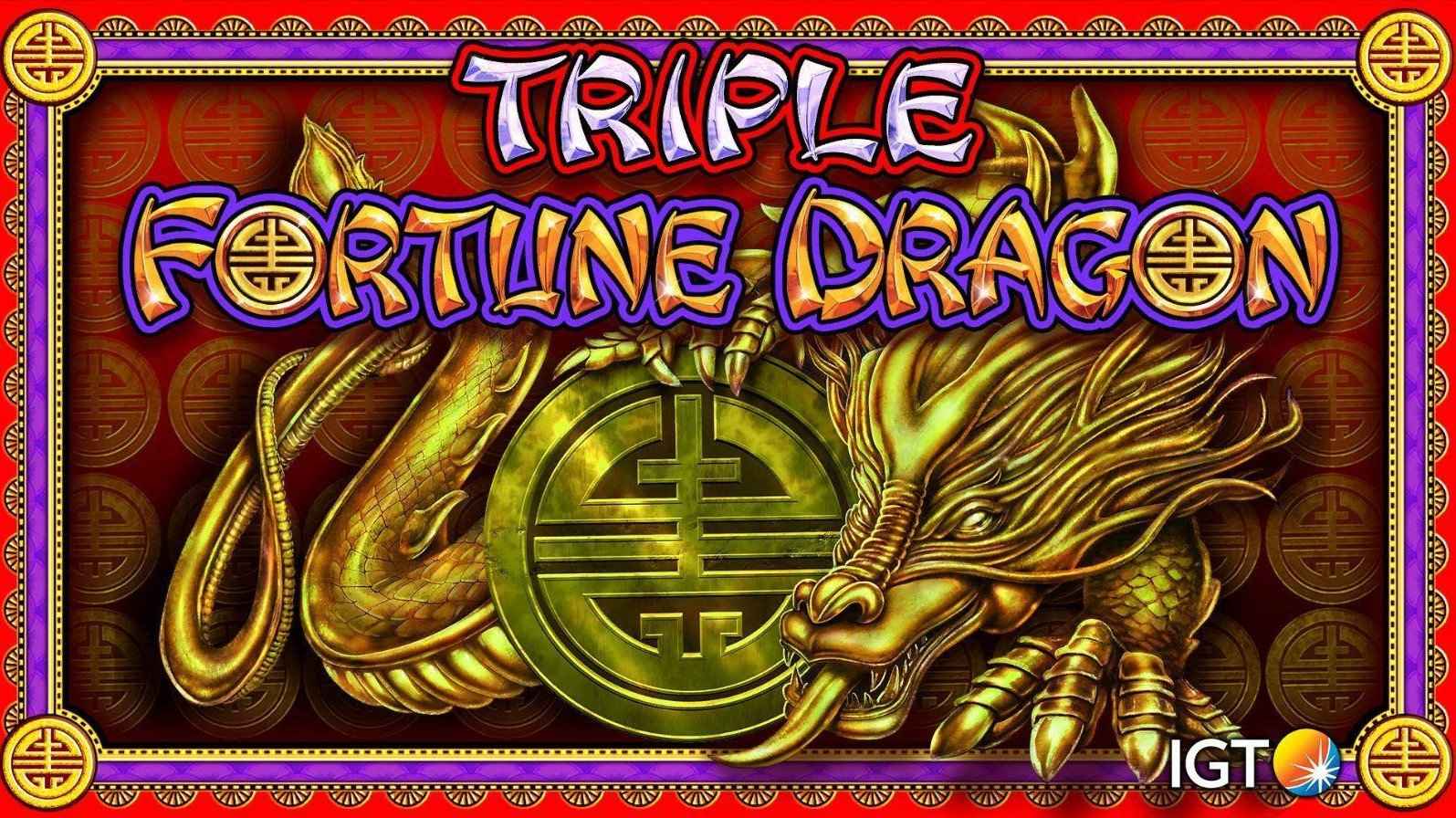 Triple Dragon Fortune